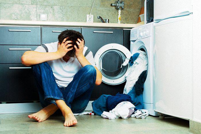 Điện tử, điện lạnh: Máy giặt đang giặt bị ngưng hoạt động - nguyên nhân và cá Sua-may-giat-5