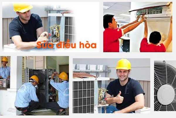 Dịch vụ lắp đặt di dời máy lạnh Tân Phú