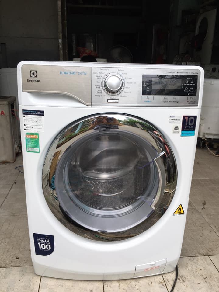 Máy giặt Electrolux 10/7kg EwF-14023 inverter