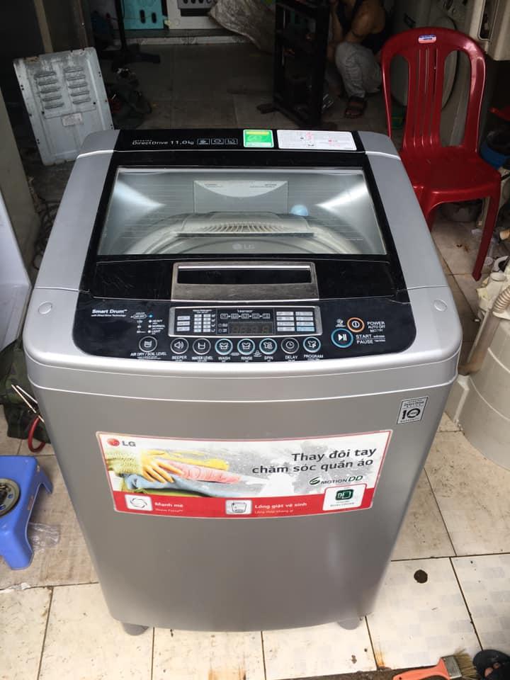 Máy giặt LG (11kg) WF-D1119DD inverter tiết kiệm điện