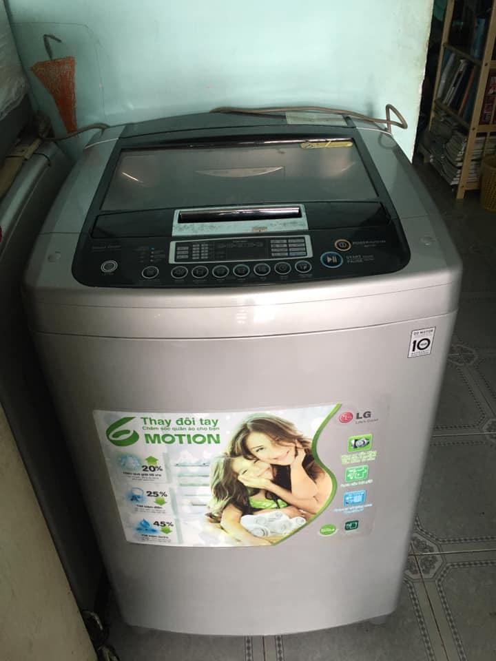 Máy giặt LG (14 kg) inverter tiết kiệm điện