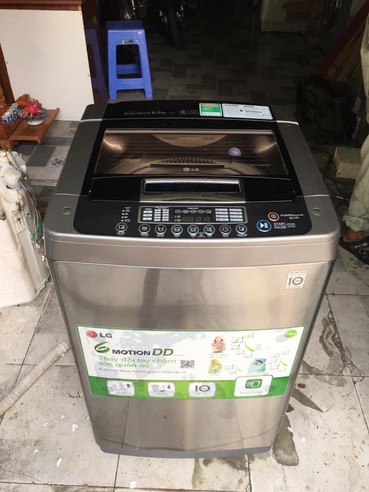 Máy giặt LG (8.5kg) WF-D8527DD inverter