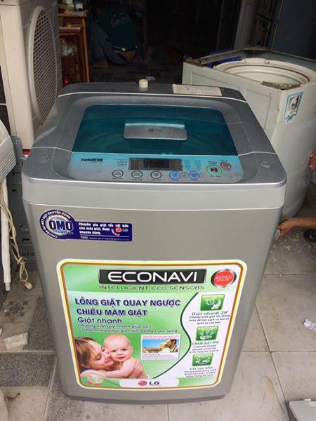 Máy giặt Lg WF-A7813BC 7,8kg lòng inox không rỉ
