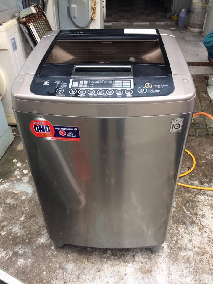 Máy giặt LG WF-D9517DD 9.5 Kg INVERTER mới 90%