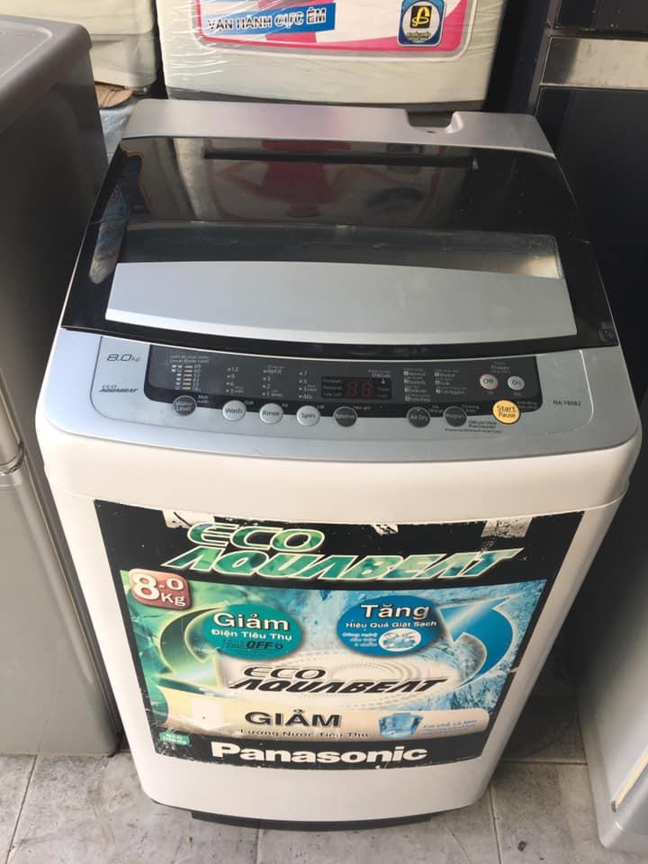 Máy giặt Panasonic (8kg) NA-F80B2