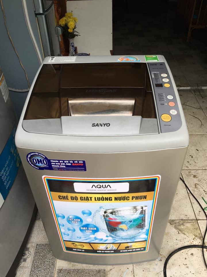 Máy giặt Sanyo (7.2kg) Asw-U72NT