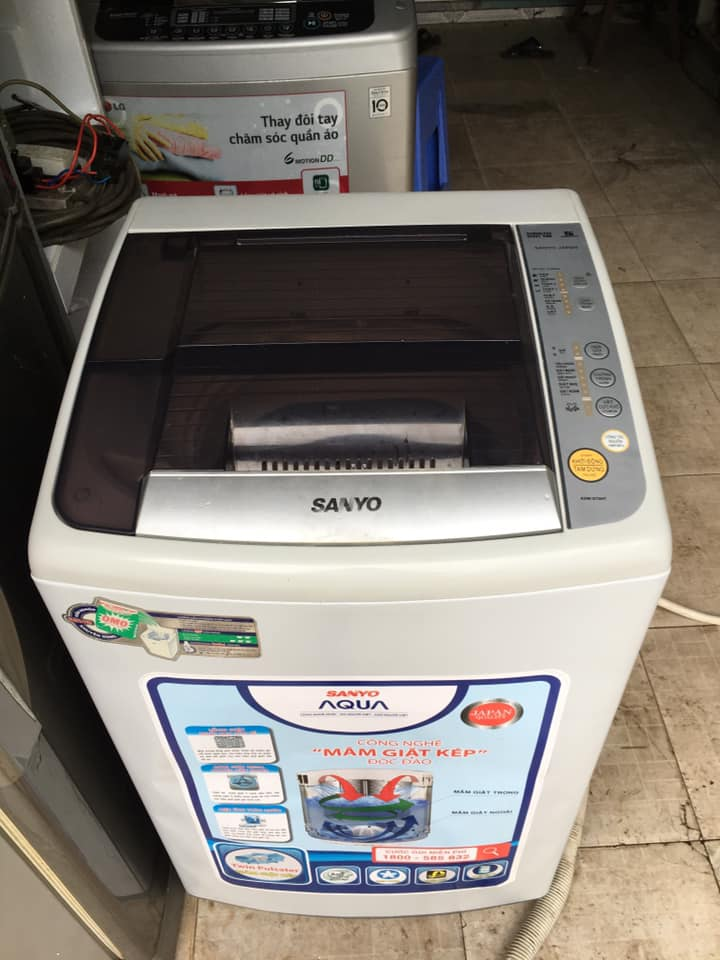 Máy giặt Sanyo (7kg) Asw-S70HT