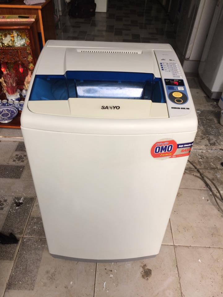 Máy giặt Sanyo ASW-S70VT 7kg mới 95%