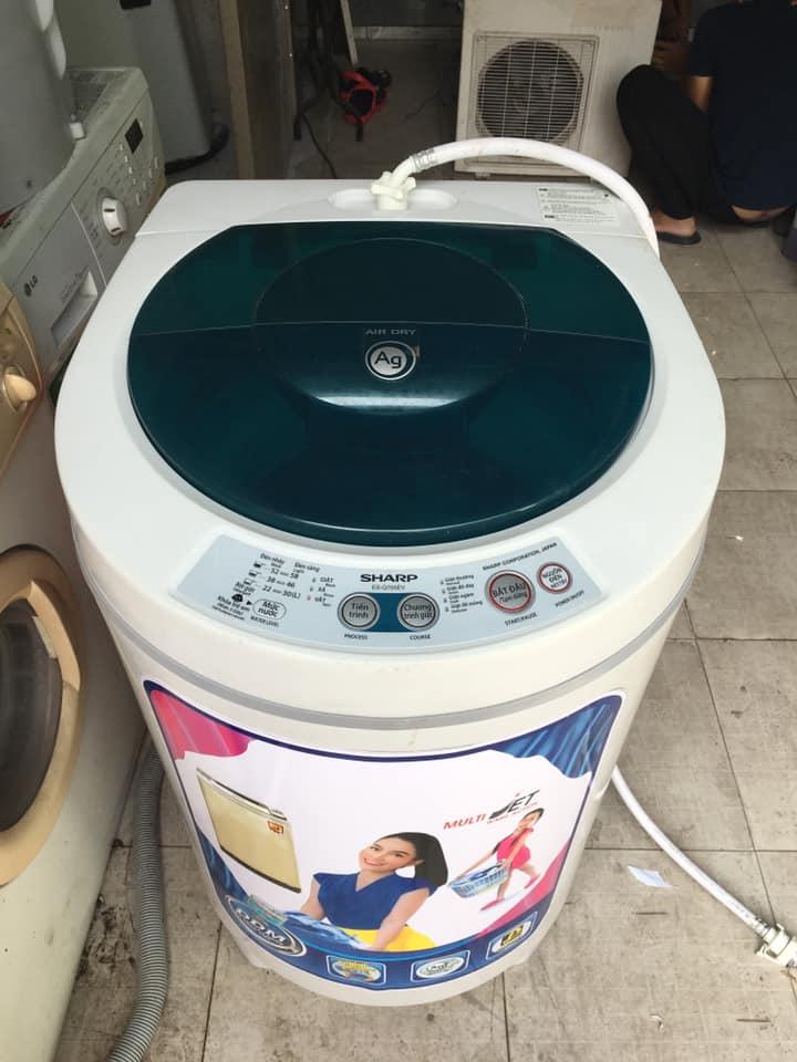 Máy giặt Sharp (7.5kg) lồng tròn