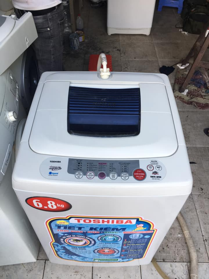 Máy giặt Toshiba (6.8kg) Aw-8470SV