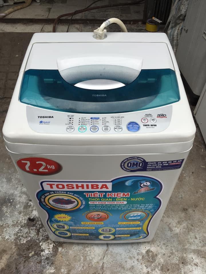 Máy giặt Toshiba (7.2kg) Aw-8570SV