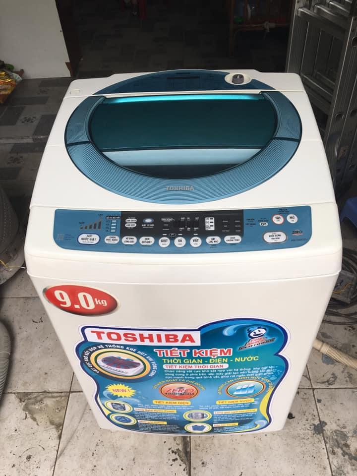 Máy giặt Toshiba (9kg) inverter Aw-D990SV