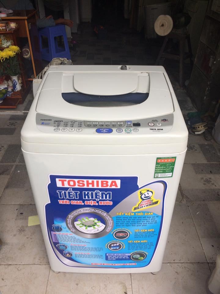 Máy giặt Toshiba AW-8970SV 8kg mới 95%
