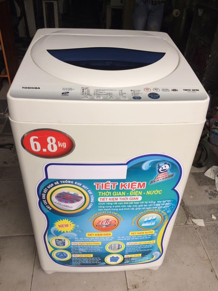 Máy giặt Toshiba Aw-A785SV 6,8kg mới 95%