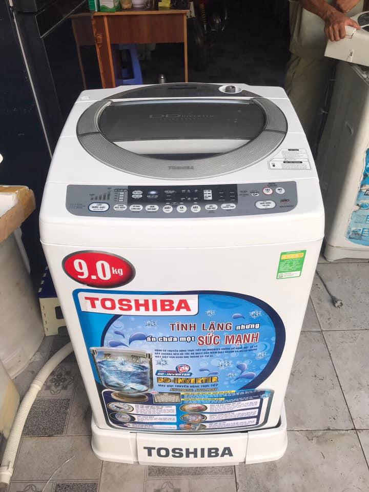 Máy giặt Toshiba Aw-D990Sv (9kg) Inverter