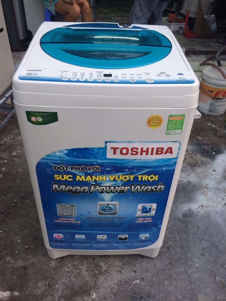 Máy giặt Toshiba Aw-E920LV 8,2kg mới 98%
