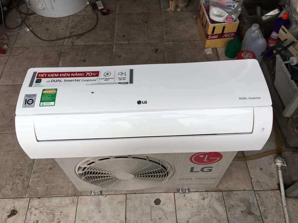 Máy lạnh LG (1.5HP) inverter tiết kiệm điện