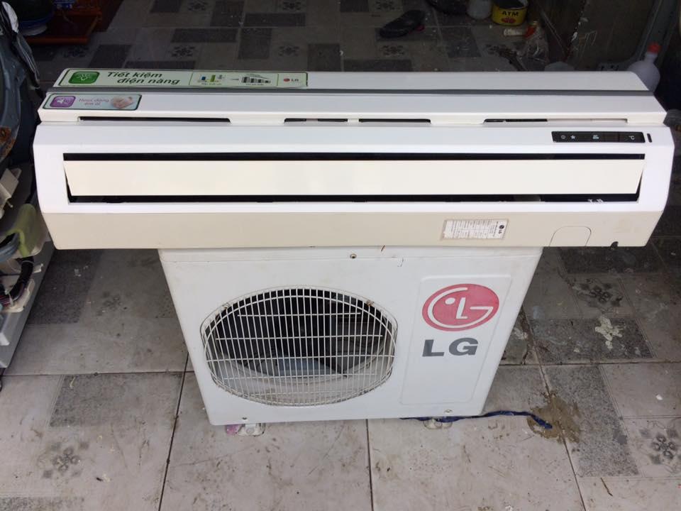 Máy lạnh LG 1HP mới 90%