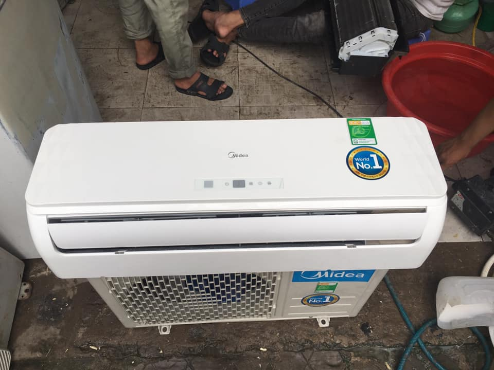 Máy lạnh Media (1HP) MS11D1-09CR