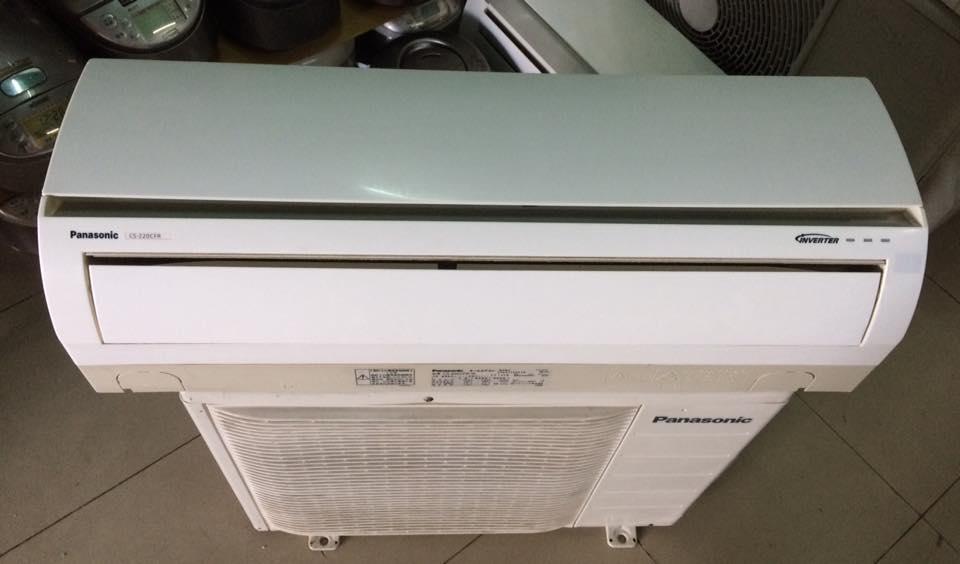 Máy lạnh Panasonic CS-220CFR 1hp INVERTER gas 410 mới 97%