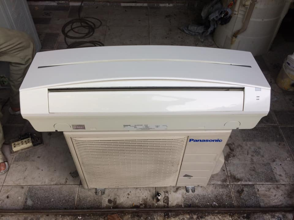 Máy lạnh Panasonic CS-KC9JKH (1HP) mặt cong