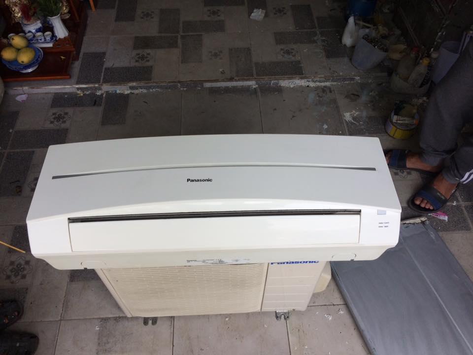 Máy lạnh Panasonic CS-KC9KKH-8 1HP mới 95%