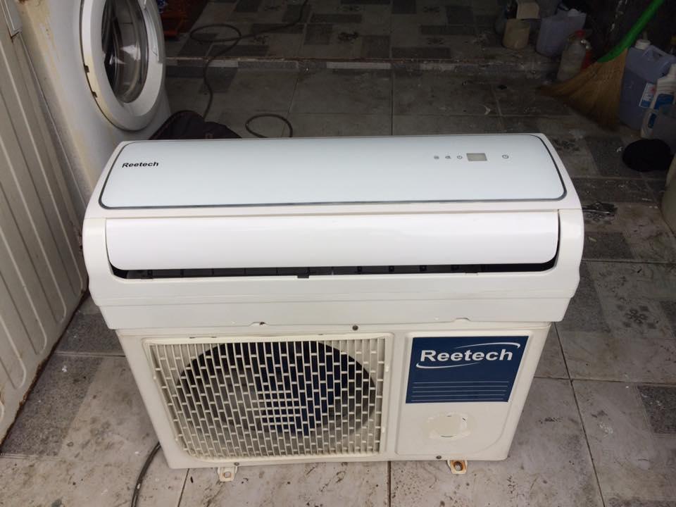 Máy lạnh Reetech 1.0hp mới 95%