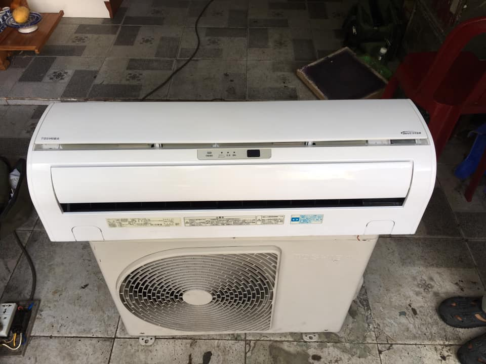 Máy lạnh Toshiba (1HP) Invereter tiết kiệm điện