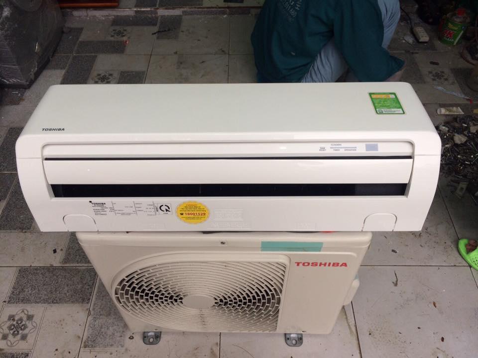 Máy lạnh Toshiba Ras-H10S3KS-V (1HP) mới 97%