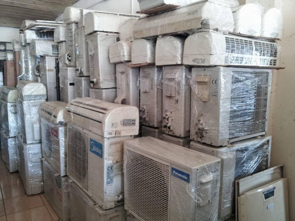 Mua máy lạnh cũ quận Gò Vấp giá cao