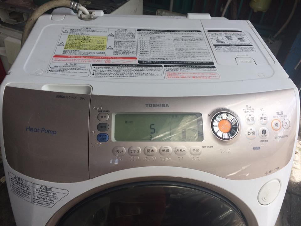 Sửa máy giặt quận 7- Điện Lạnh Ánh Dương