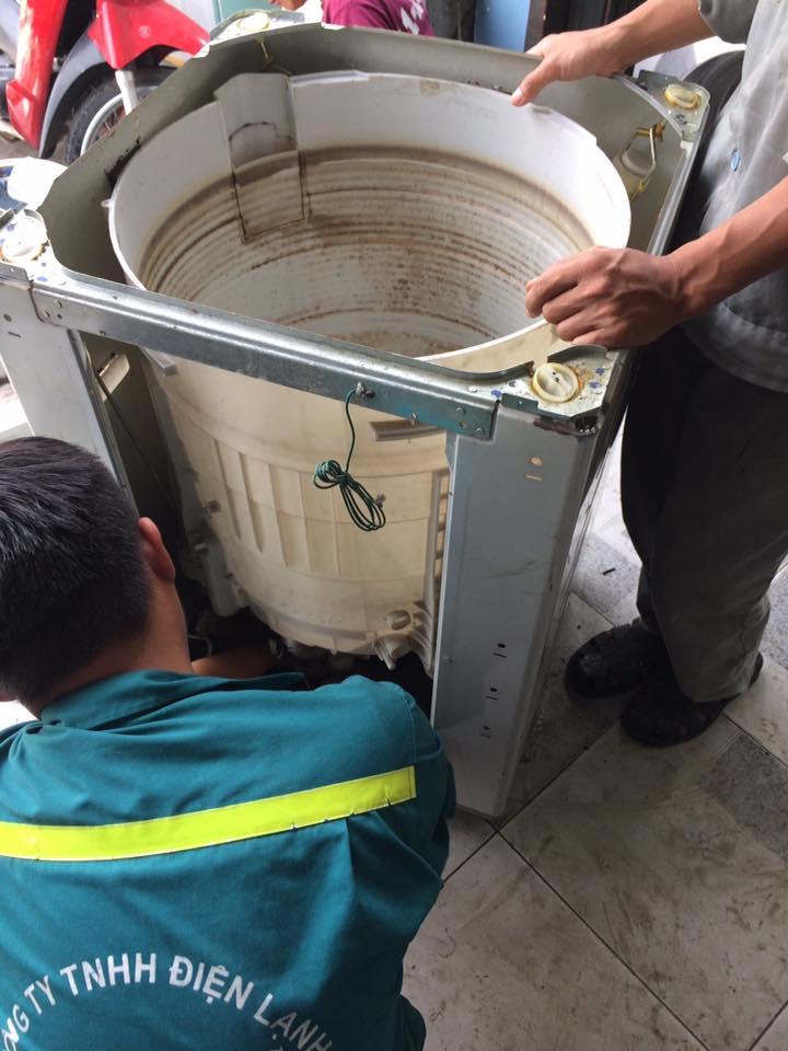 Sửa máy giặt quận Bình Thạnh-Điện Lạnh Ánh Dương