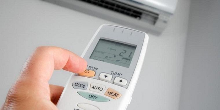 Tắt máy lạnh bao lâu trước khi ra ngoài