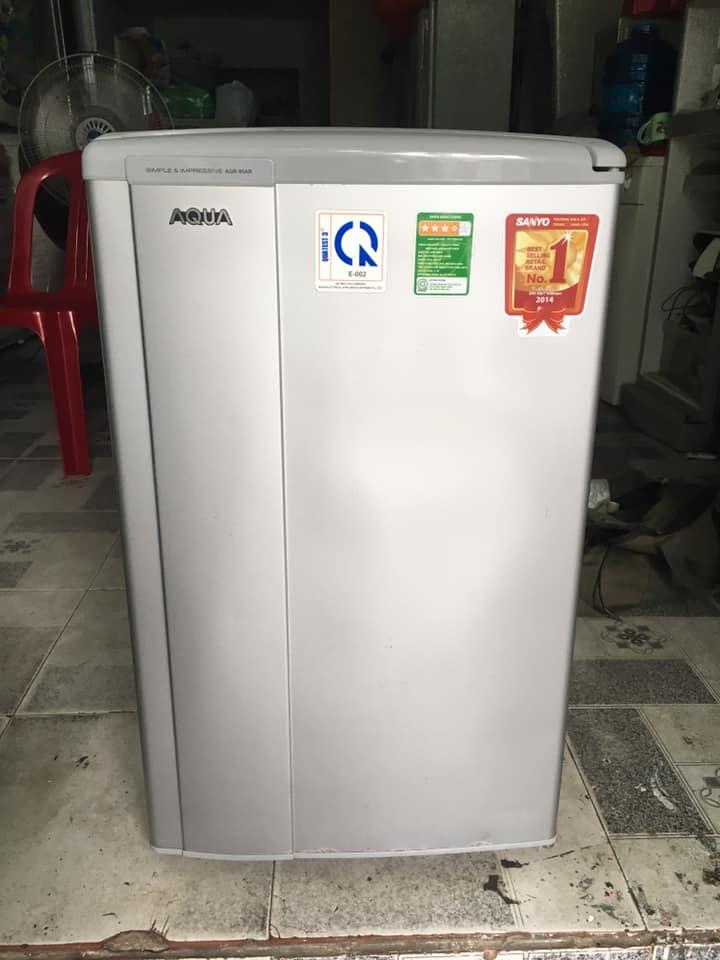 Tủ Lạnh Aqua (90 lít) Aqr-95Ar