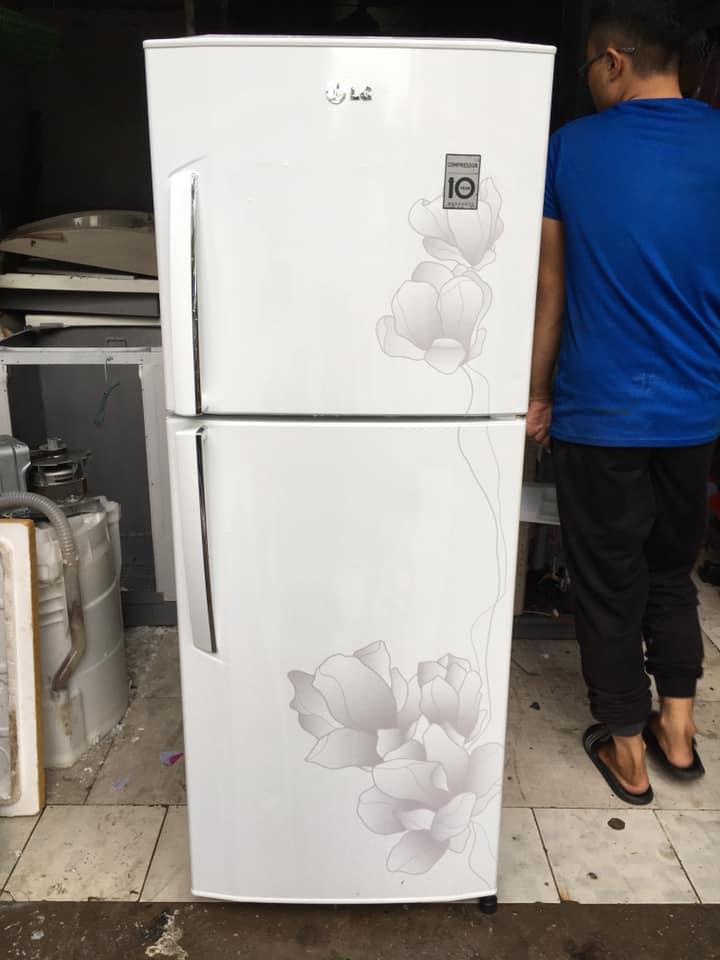 Tủ lạnh LG (185 lít) không đóng tuyết