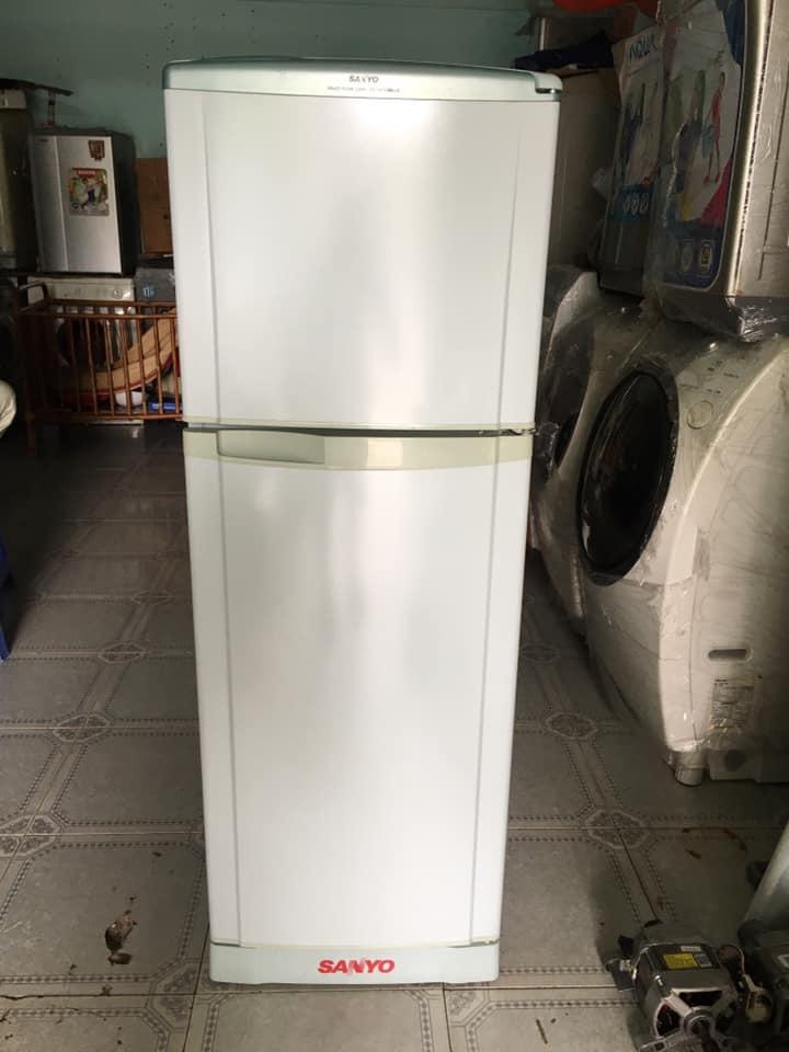 Tủ lạnh Sanyo (150 lít) không đóng tuyết