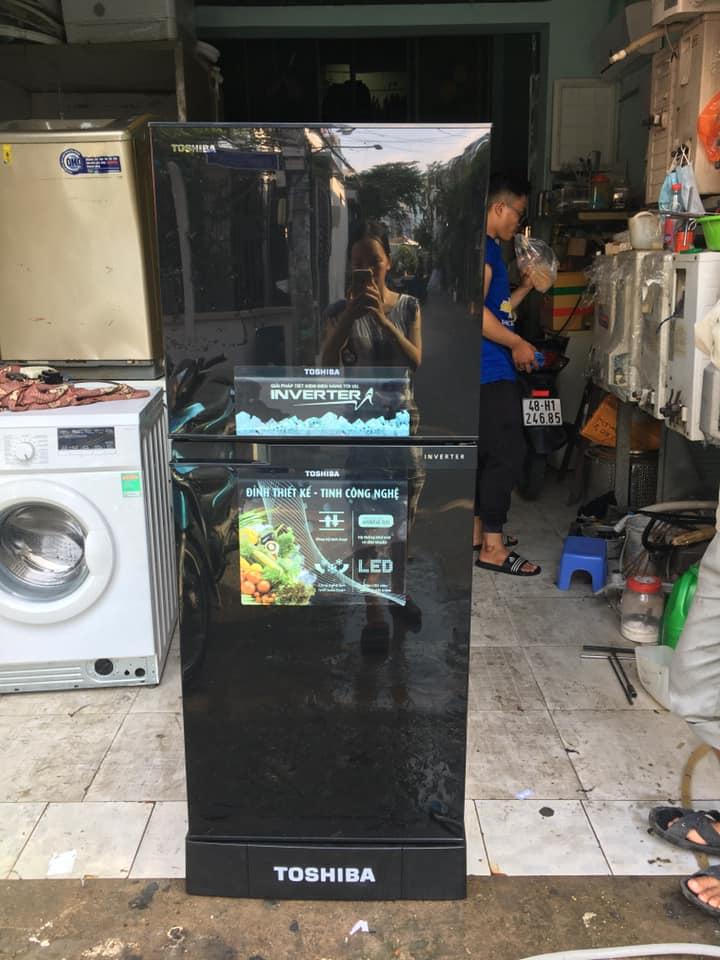 Tủ lạnh Toshiba (186 lít) inverter tiết kiệm điện