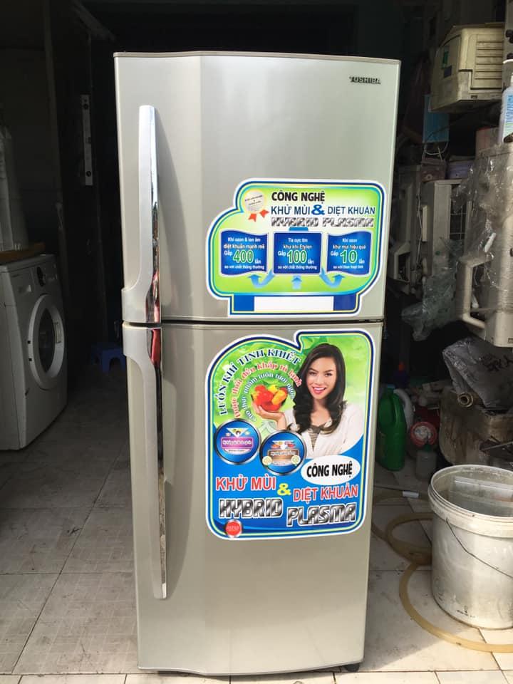 Tủ lạnh Toshiba (188 lít) không đóng tuyết