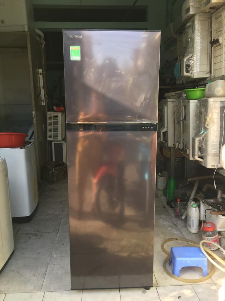 Tủ lạnh Toshiba (253 lít) inverter tiết kiệm điện