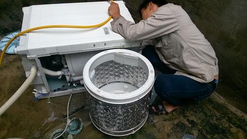 Vệ sinh máy giặt quận Phú Nhuận |vệ sinh máy giặt nội địa nhật phú nhuận